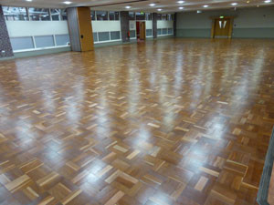 Wood Floor Restoration Lancashire