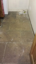 Natural stone floors Burnley
