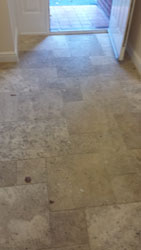 Travertine Floor Whalley