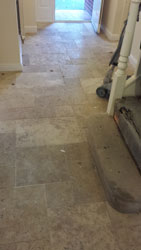 Travertine Restoration Lancashire