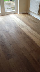 Wood Floor Sanding Whalley