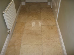 Polishing stone floors Lancashire
