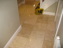 Polishing travertine floors Chorley