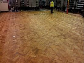 Floor Sanding St Annes
