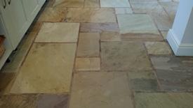 Tiled Floor Lancashire