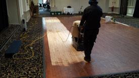 Wood Floor Repairs Lancashire