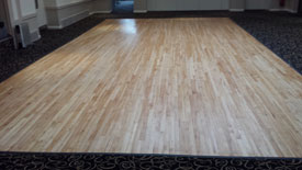 Sanding wood floors Lancashire