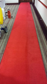 Commercial carpet cleaning Preston