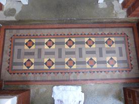 Victorian Floor Tiles Ormskirk