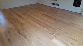 Sanding Oak Floors Lancashire