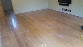 Wood Floor Restoration Lancashire
