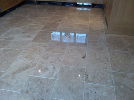 Stone Floor Restoration Lancashire