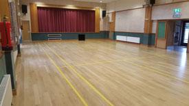 Floor Restoration Lancashire