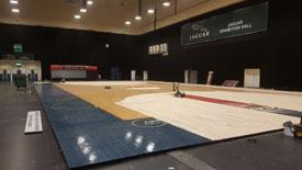 Commercial floor sanding Lancashire