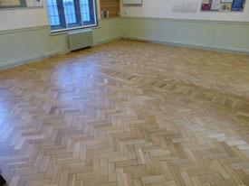 Commercial floor sanding Carlisle