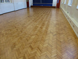 Commercial Floor Sanding Liverpool