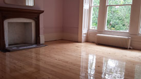 Tranforming wood floors Bolton