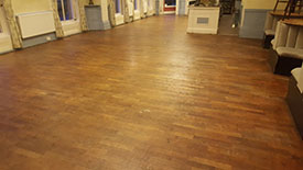 Damaged wood floors Lancashire