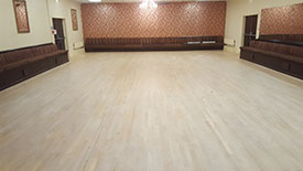 Dance Studio Wood Floor Preston