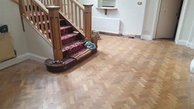 Oiled Parquet Floor Preston