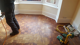 Restoring Parquet Floors Lancashire