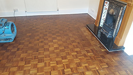 Sanding Parquet Flooring Lancashire