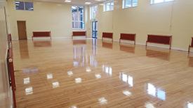 Restored Maple Floor Leyland