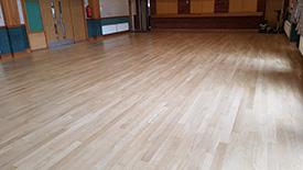 Restoring wooden floors Chorley