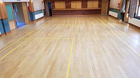Sanding Floors Lancashire