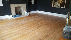 Sanding Wooden Floors Lytham