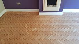 Restoring damaged floors Lancashire